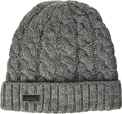 Accesorio para la Cabeza Hombre Regatta Harrell III Acrylic Cable Knit Fleece Lining Hat