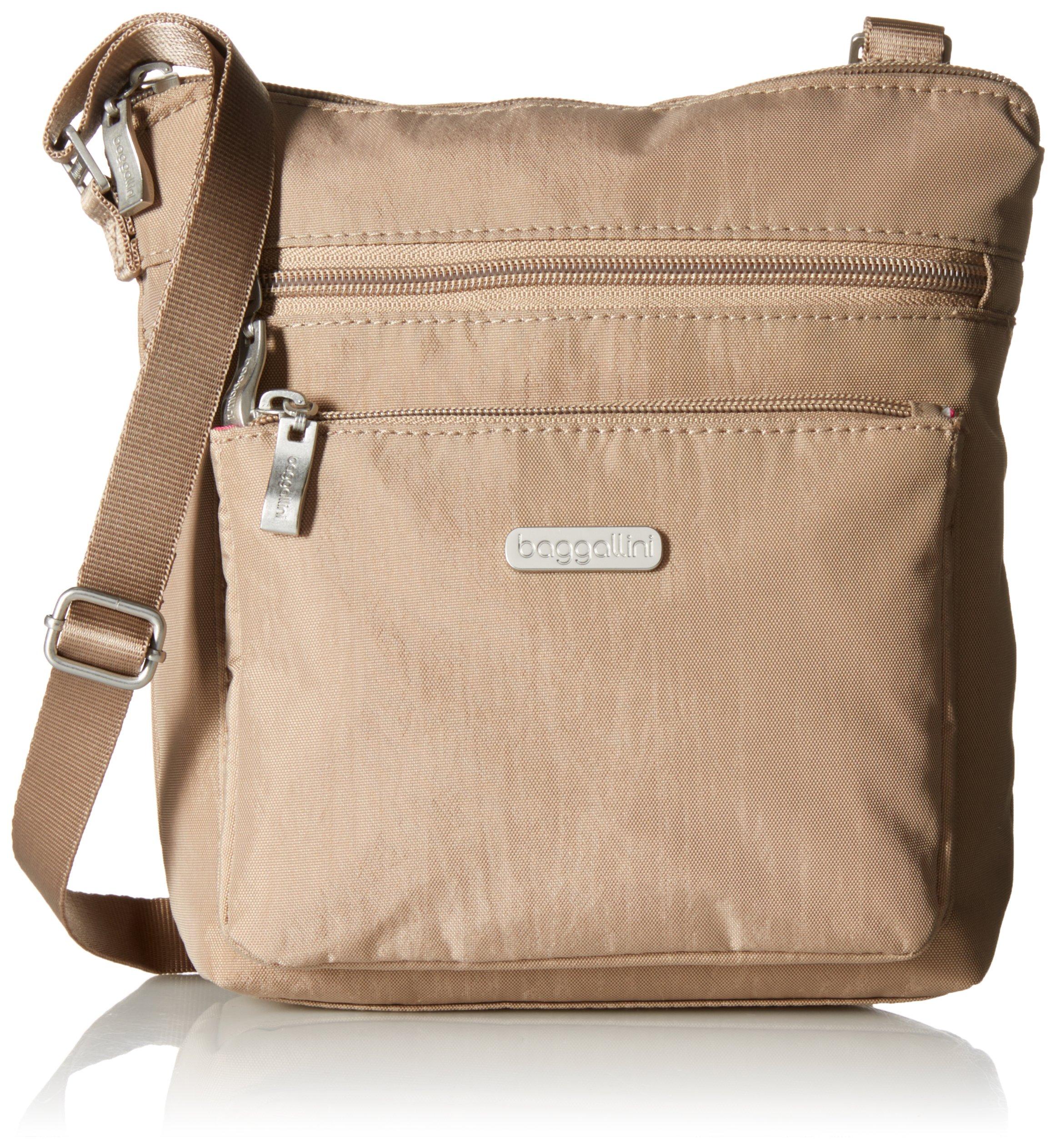 Baggallini RFID Pocket Crossbody Bag