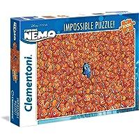 Clementoni - 39359 Impossible Puzzle Finding Nemo 1000 Parça