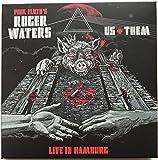 Roger Waters LIVE IN HAMBURG 2018 US+THEM World Tour 2CD set [Audio CD]
