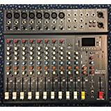 Studiomaster Club XS12 Live Mixer - 12 Input With USB/Bluetooth