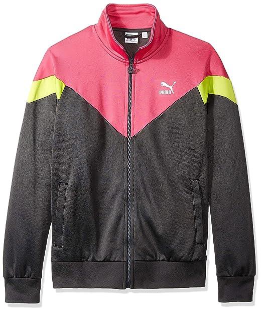 PUMA Mens MCS Track Jacket