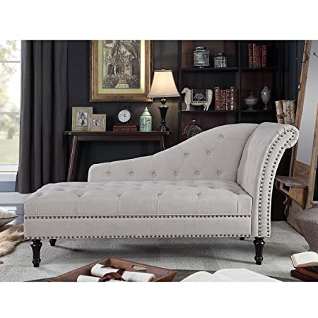 Rosevera D8-1 Deedee Chaise Lounge Beige