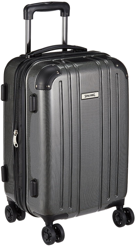 [スポルディング] スーツケース等 機内持込可 保証付 36L 53cm 3.2kg SP-0704-47 B01LYP4D35 ブラック ブラック