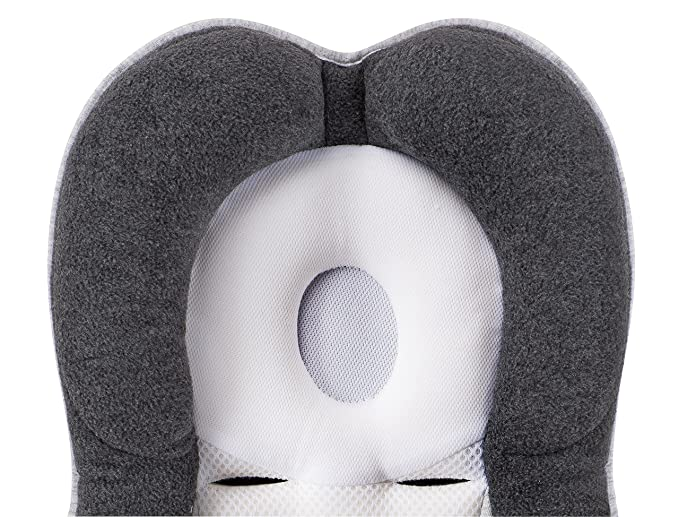 Babymoov Cosymorpho Universal Newborn Cushion | Ultra-Comfortable Body Pillow and Flat Head Prevention (PROVIDES SUPPORT IN ALL BABY GEAR)