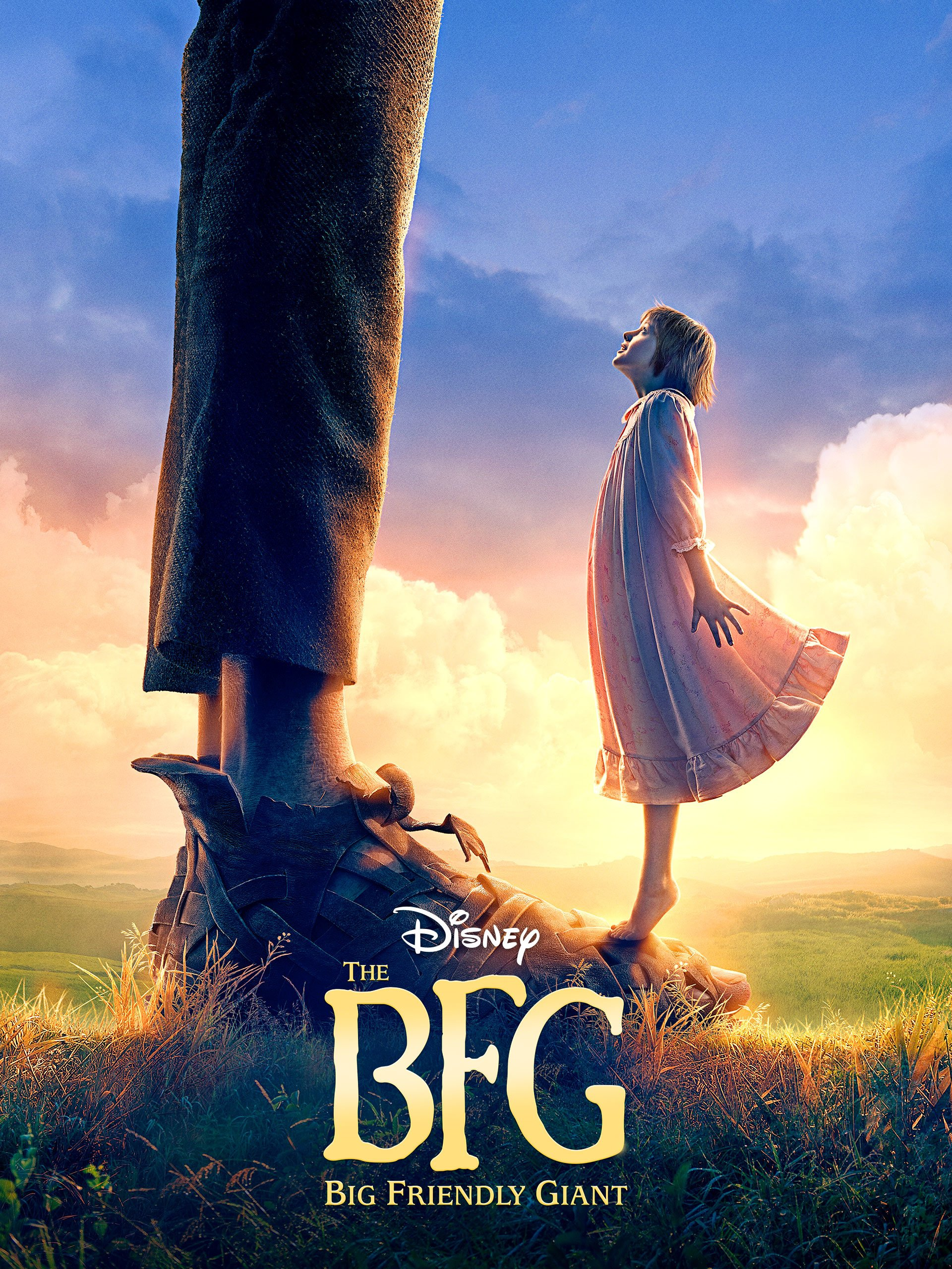 The BFG (Theatrical Version) by