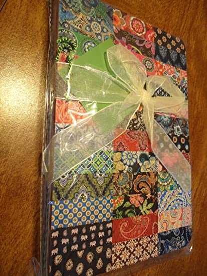 1cabaf6e00 Image Unavailable. Image not available for. Color  Vera Bradley Journal ...