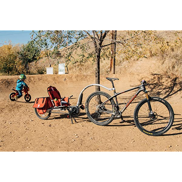 Weehoo Alloy Hitch Kit for Tag Along Child Bicycle Trailer