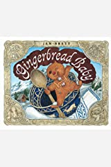 Gingerbread Baby Library Binding