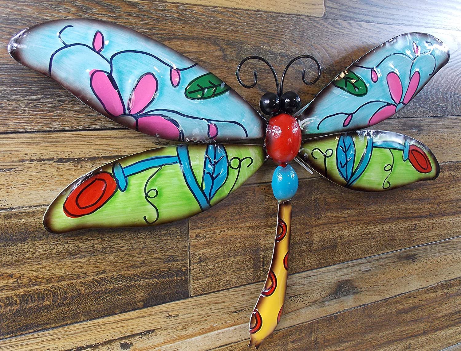 dragonfly wall art for your garden