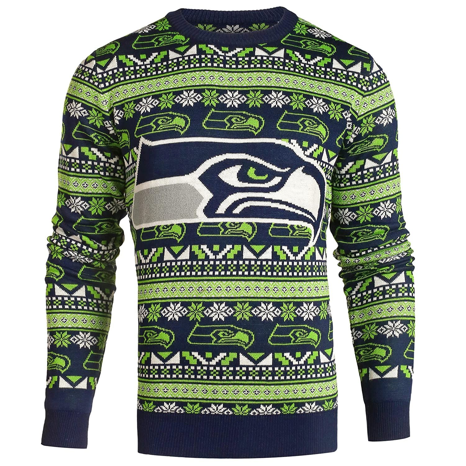 Seattle Seahawks 2016 Ugly Sweater
