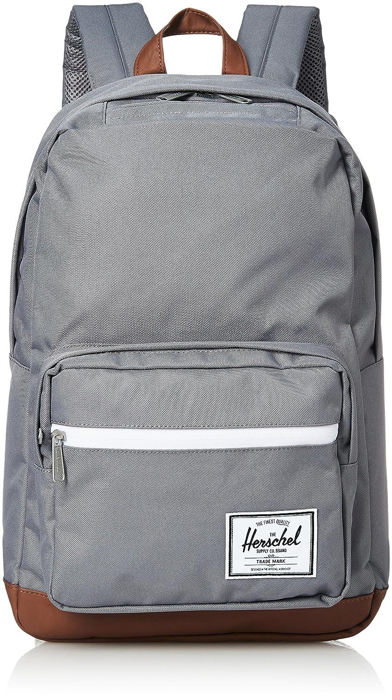 Herschel Supply Co Pop Quiz Backpack Grey Casual Eastpak Padded Pakamp039r Quilt Sunday Daypacks