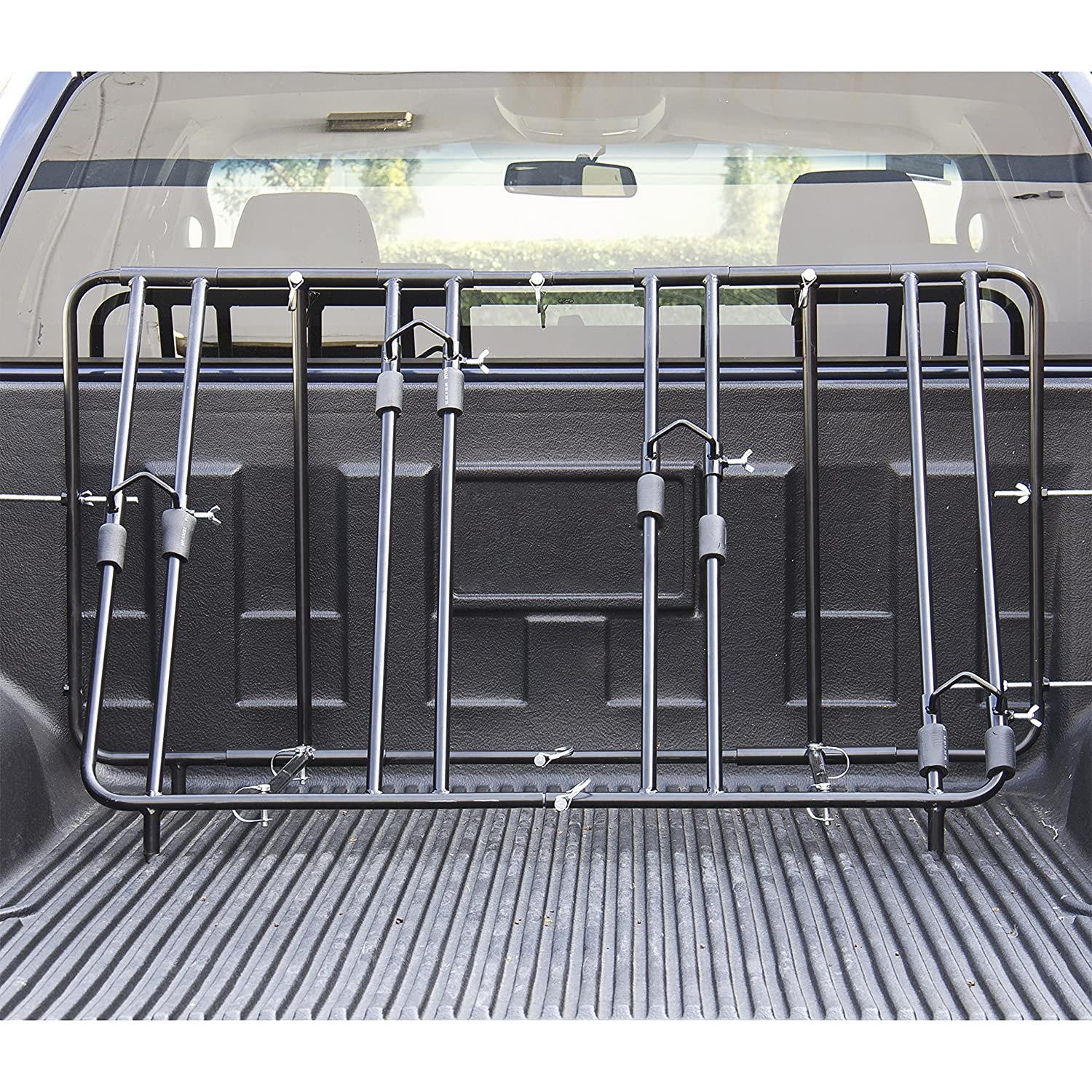 amazon com best choice products 4 bicycle bike rack truck pick