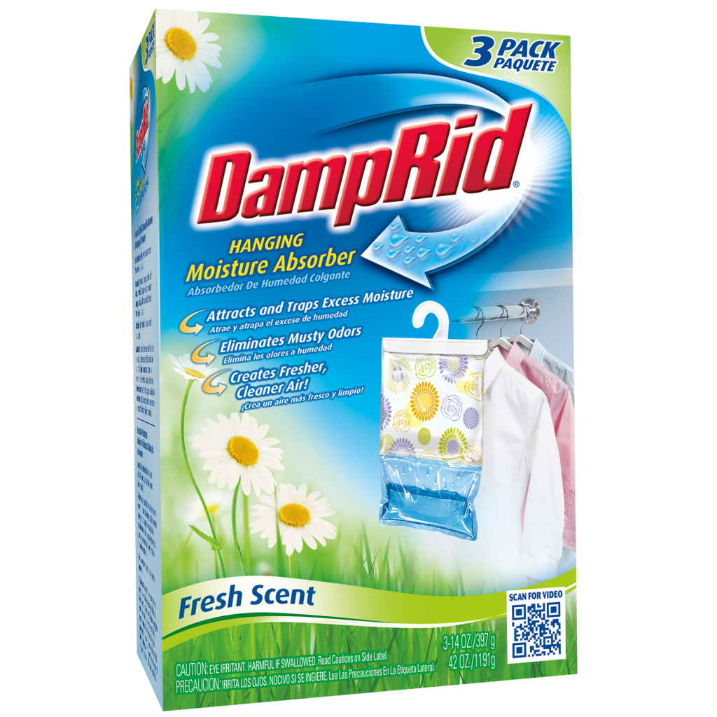Amazon Com Damprid Fg83k Hanging Moisture Absorber Fresh