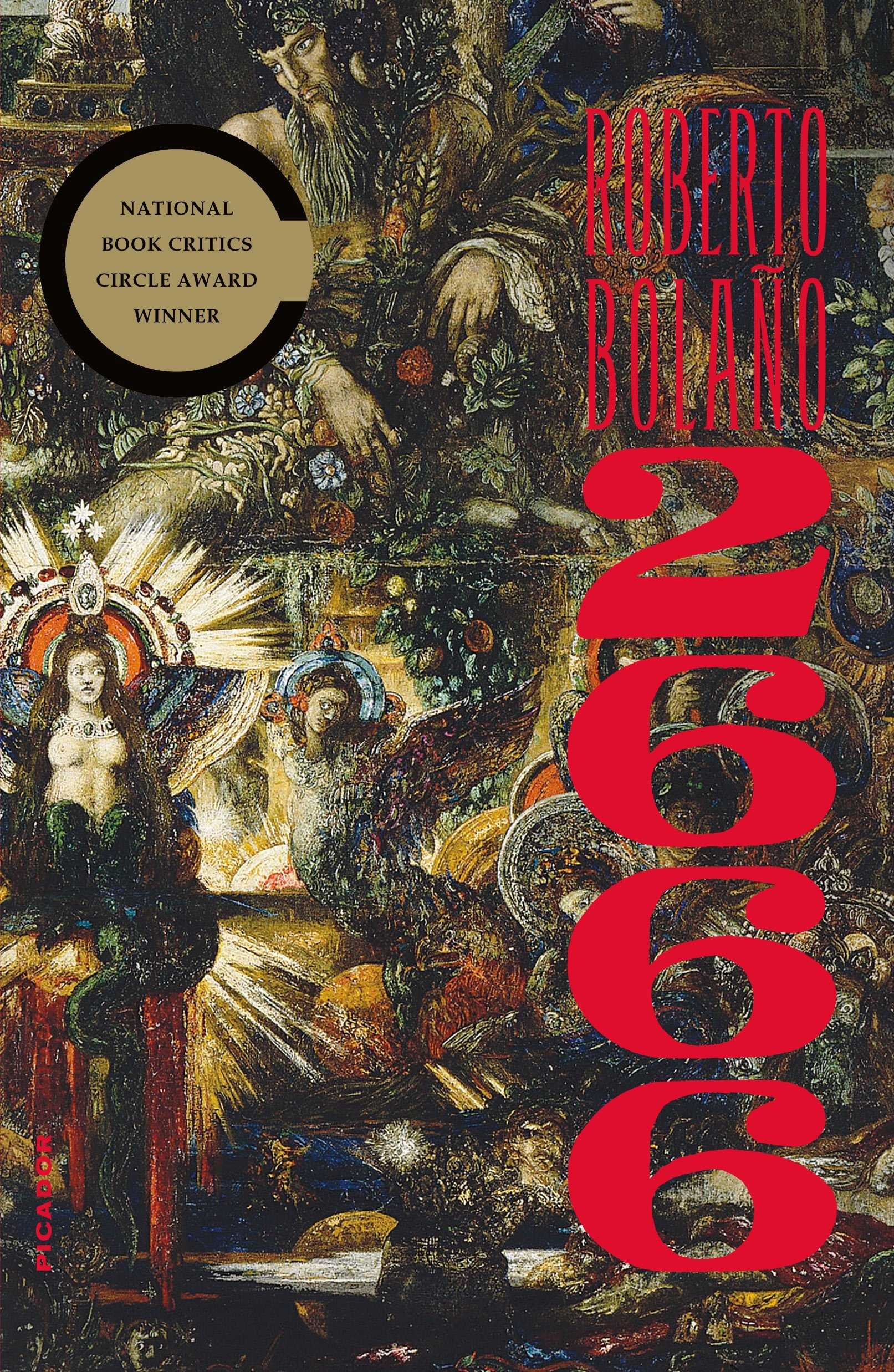 2666: A Novel: Roberto Bolaño, Natasha Wimmer: 9780312429218: Amazon.com:  Books