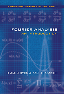 Introduction to partial differential equations undergraduate texts fourier analysis an introduction princeton lectures in analysis volume 1 fandeluxe Choice Image