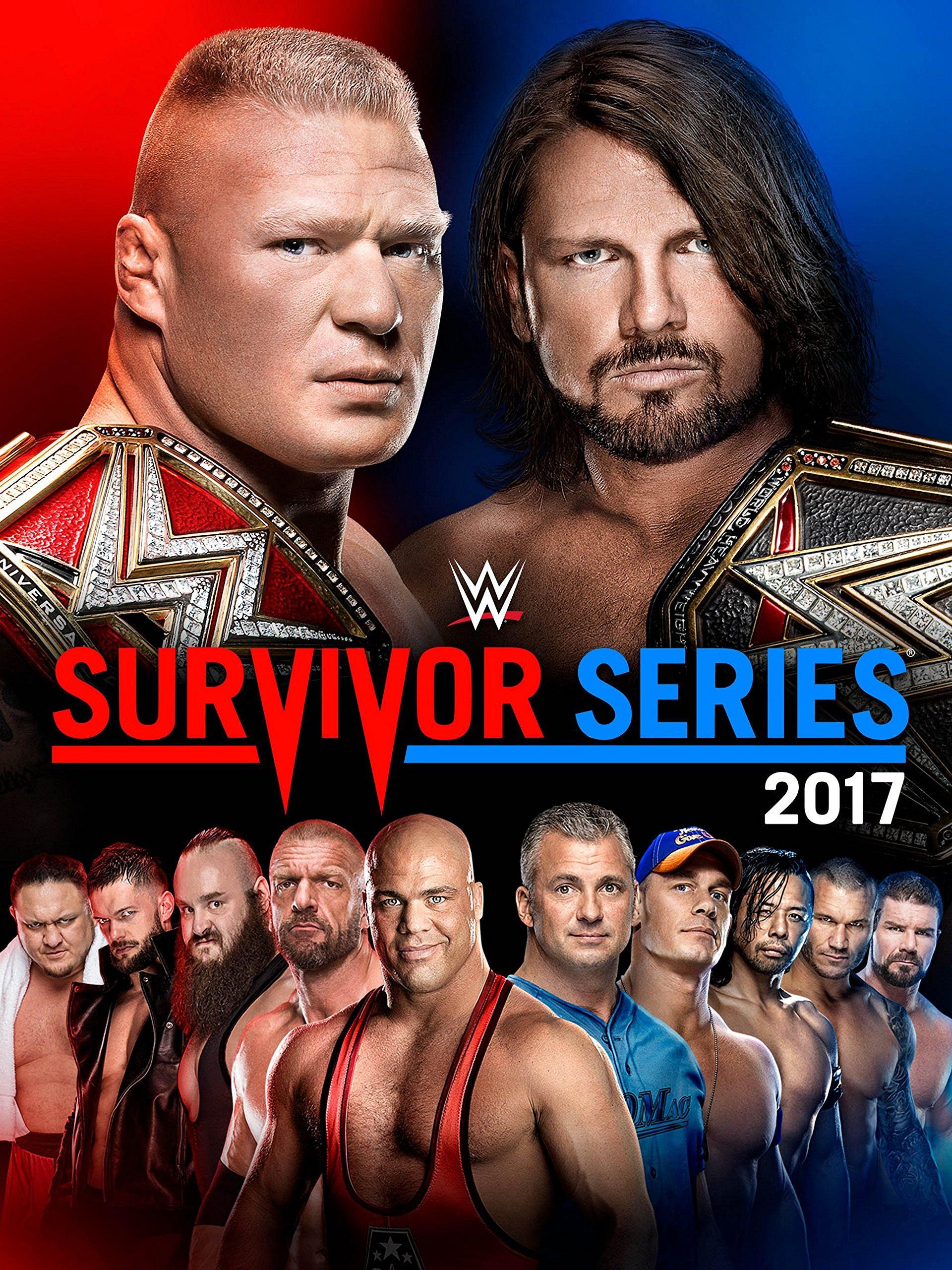 survivor series 2016 full show download