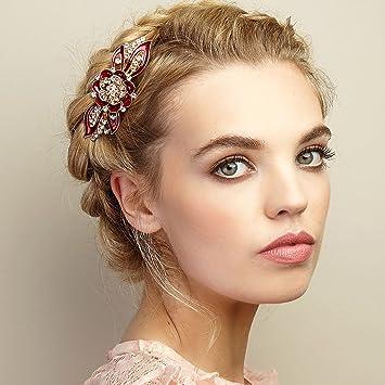 Haarschmuck Blumen Haarschmuck Blumen Haarspange Grosse Haarspange
