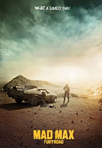 newhorizon Mad Max Fury Road Movie Poster 17'' x 24'' NOT A DVD
