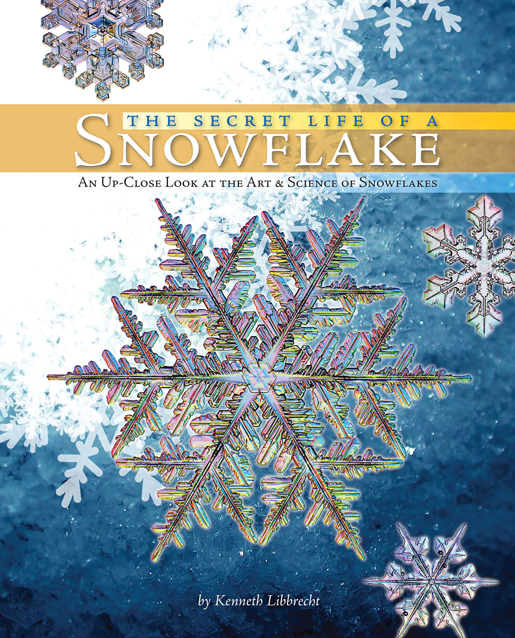 The Secret Life of a Snowflake: An Up-Close Look at the Art and Science of  Snowflakes Hardcover – Illustrated, 1 Oct 2009. by Kenneth Libbrecht ...