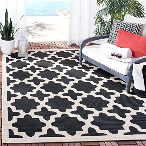 Safavieh Courtyard Collection CY6913 Indoor/ Outdoor Non-Shedding Stain Resistant Patio Backyard Area Rug