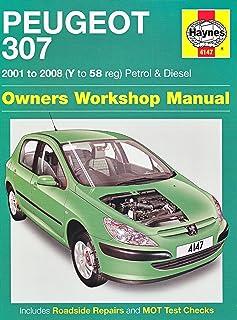 peugeot 307cc owners manual handbook 307 cc 1 6 2 0 litre 2 0 rh amazon co uk peugeot 307 cc owners manual free download peugeot 307 convertible owners manual