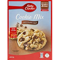 Betty Crocker Cookie Mix Chocolate Chip, 430g