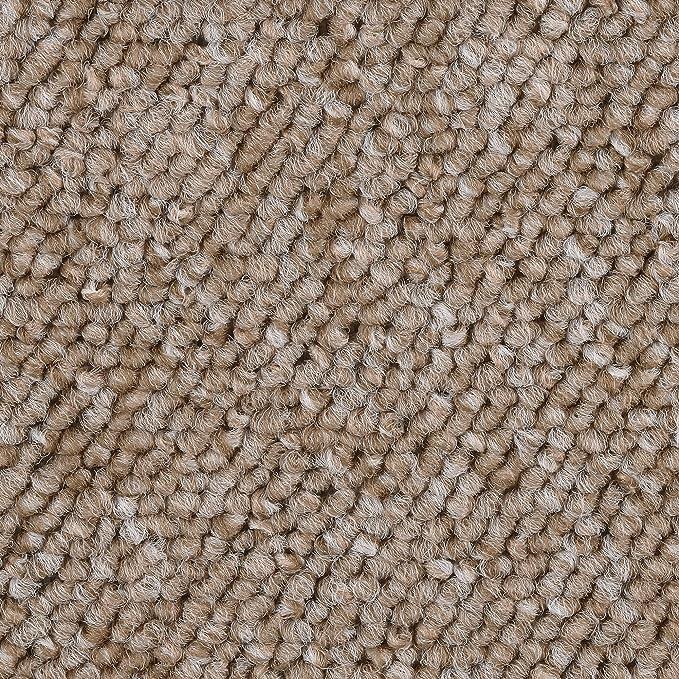 BODENMEISTER BM72182 Teppichboden Auslegware Meterware Hochflor Shaggy Langflor Velour grau 400 cm und 500 cm breit verschiedene L/ängen 4,5 x 5 m Variante