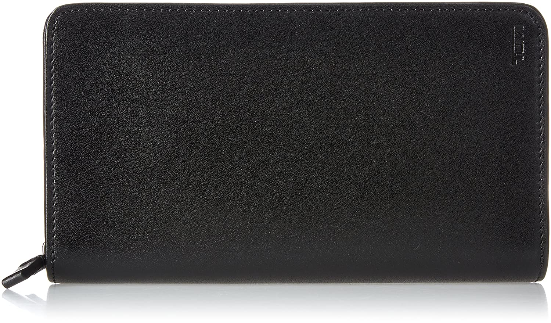 [トゥミ] 長財布 公式 正規品 NASSAUジップアラウンドトラベルウォレット 0126177 B0756BKQCBブラック