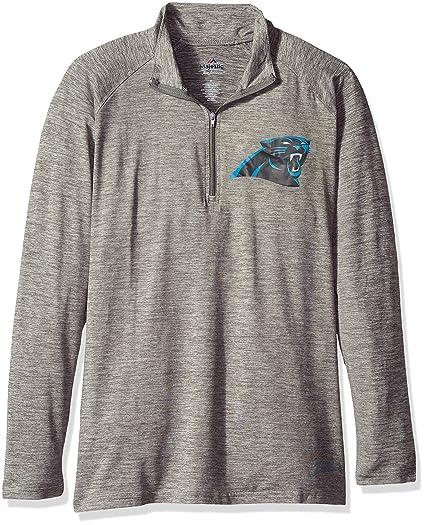 Buy Zubaz NFL North Carolina Panthers Women s 1 4 Zip Sweatshirt ... 12d744d5a