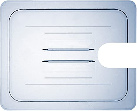 C10L AP Lid For LIPAVI C10 Sous Vide Container, With Cut Out For