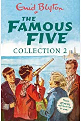 The Famous Five Collection 2: Books 4-6 (Famous Five: Gift Books and Collections) Kindle Edition