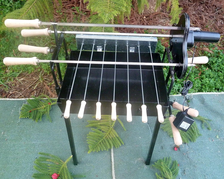 Chipre barbacoa FOUKOU útil fácil Tamaño pequeño tradicional ...