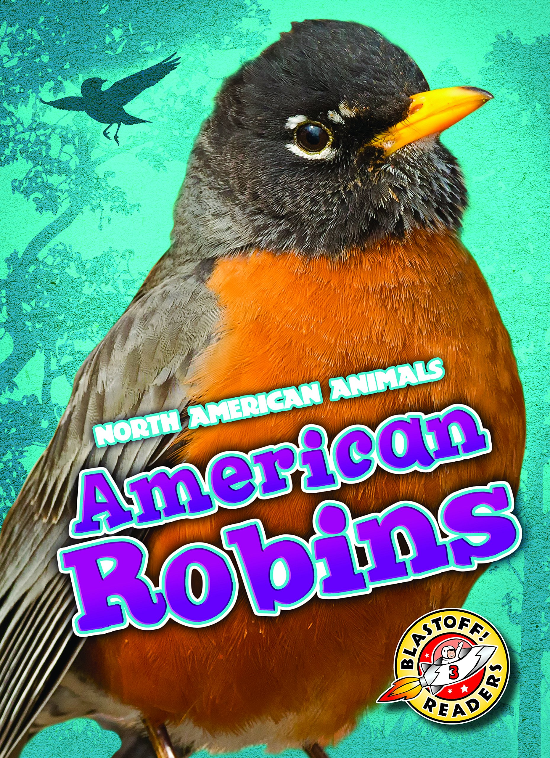 Read Online American Robins (Blastoff Readers. Level 3) PDF