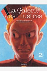 La galerie des illustres Hardcover