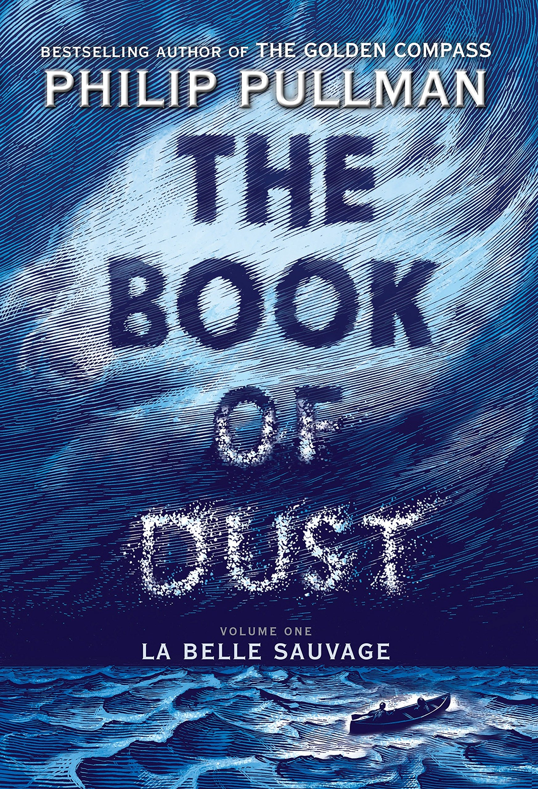 a852ef4fa254 The Book of Dust: La Belle Sauvage (Book of Dust, Volume 1) (Inglês) Capa  dura – Páginas com borda irregular, 19 out 2017