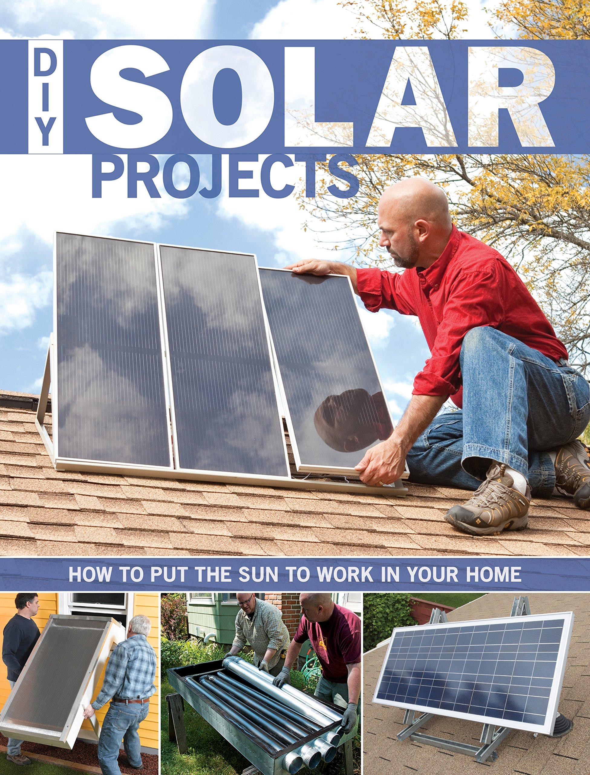 Diy solar projects eric smith 8601420497863 amazon books solutioingenieria Images