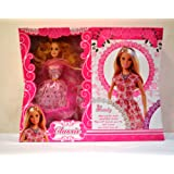 Sinotrade 666A2 Barbie Set Box, Multi Color (11-inch)
