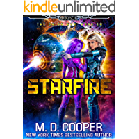 Starfire - A Hard Military Space Opera Adventure (Aeon 14: The Orion War Book 10)