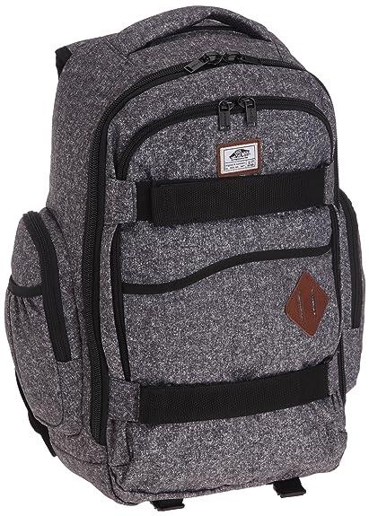 Vans M Transient Skatepack VNVI84P - Mochila para Hombre, Color Gris, Talla Taille Unique: Amazon.es: Zapatos y complementos