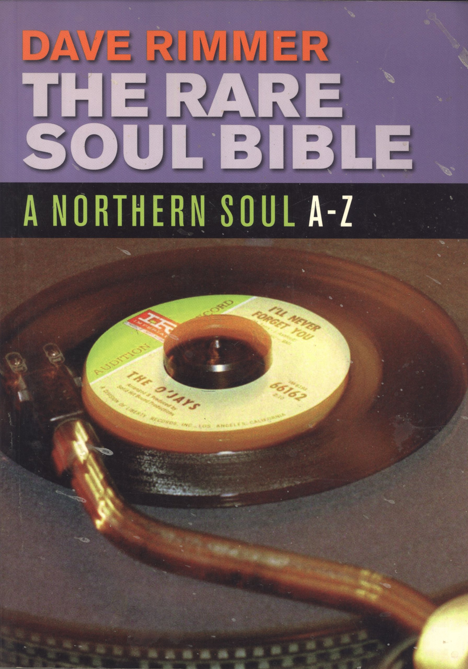 the-rare-soul-bible-a-northern-soul-a-z