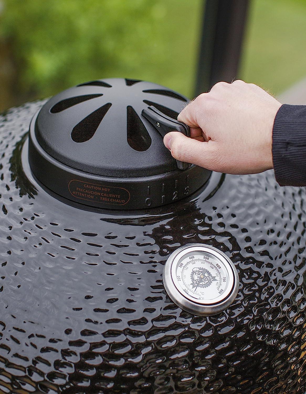 Kamado Joe BJ24RHC, Big Joe II Charcoal Grill