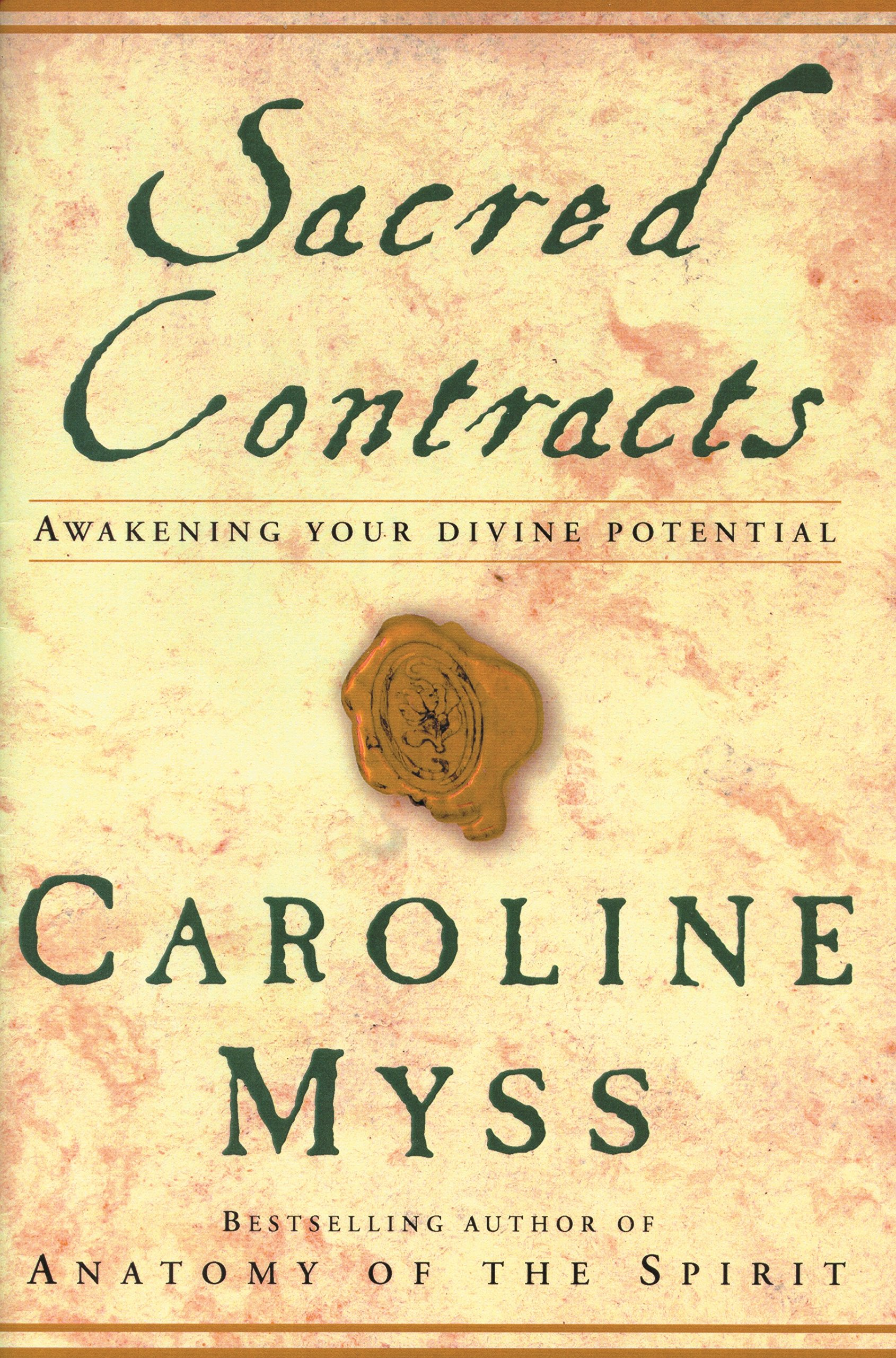 Download Sacred Contracts Awakening Your Divine Potential pdf epub