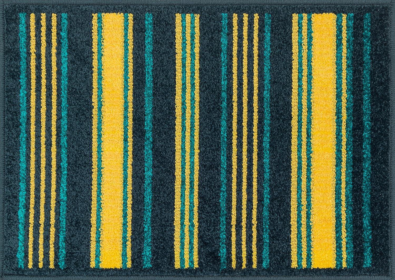 1-8 x 5 Navy//Multi 1/'-8 x 5/' Navy//Multi Loloi Rugs Inc LG Loloi TERCHTC14NVML1850 Terrace Area Rug