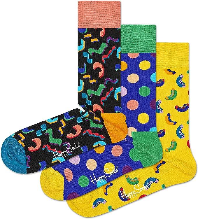 Happy Socks Sunrise Dot Sock Calcetines para Hombre