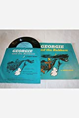 Georgie and the Robbers (1969 Printing) Paperback with Vinyl Record Paperback