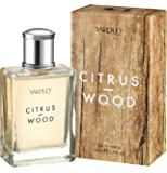 Yardley London Citrus Wood Eau de Toilette for Men 50 ml