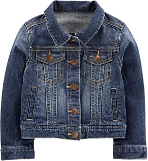 eae4d5d98 Amazon.com: The Children's Place Baby Girls' Denim Jacket: Clothing