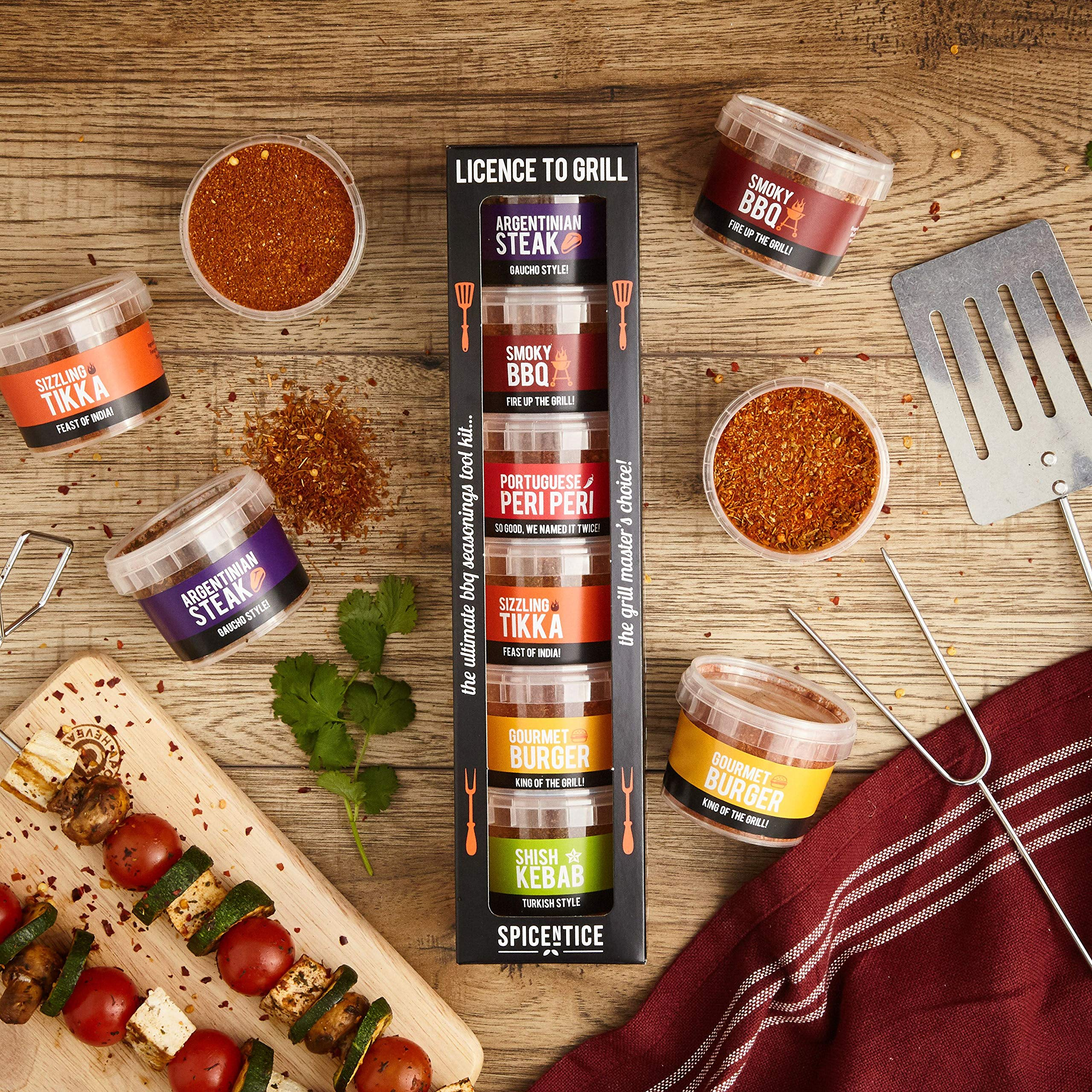 BBQ Rub Blends and Seasoning Selection - The Ultimate BBQ Toolkit!
