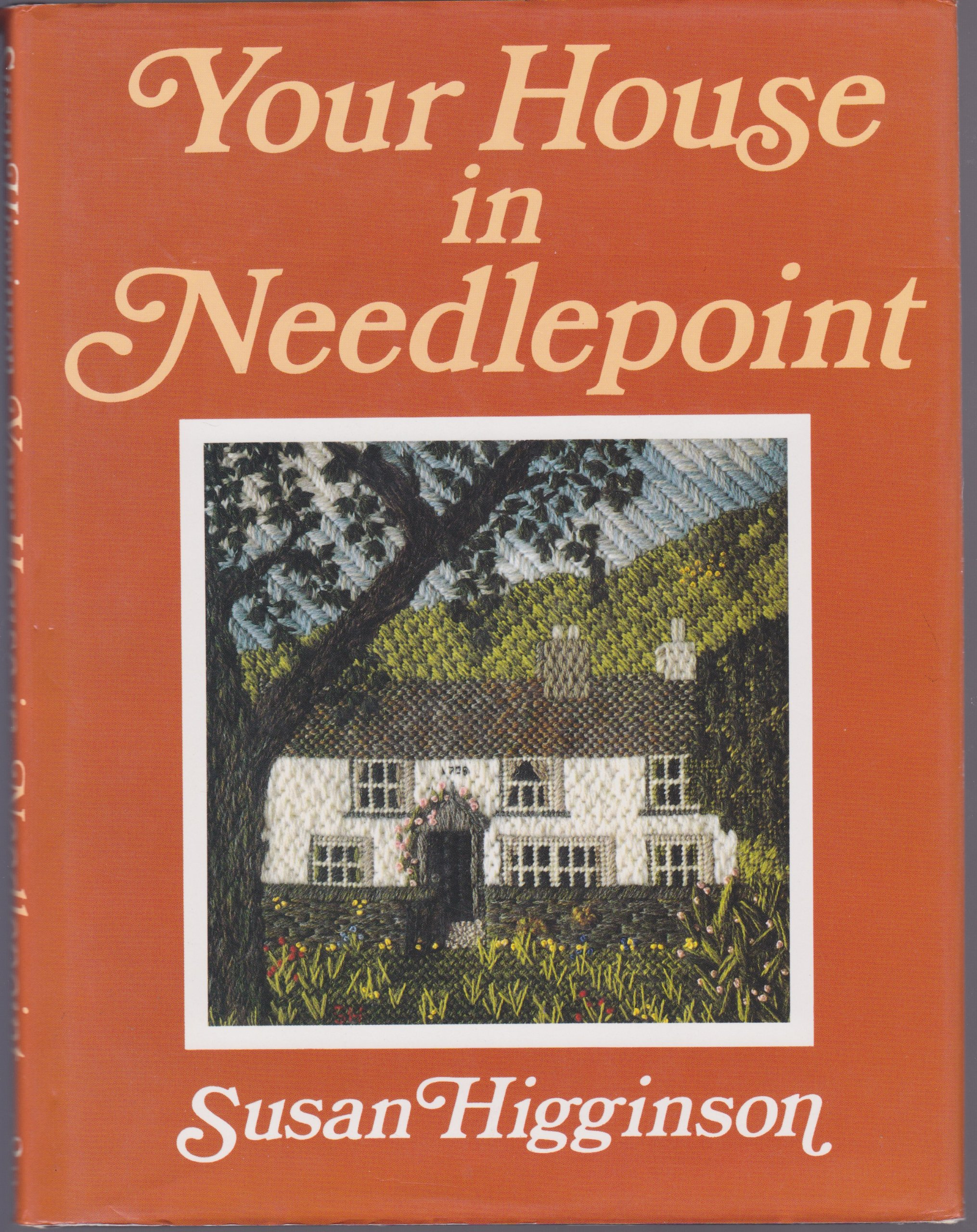 Your House in Needlepoint Hardcover – October 31, 1990 Susan Higginson Collins & Brown 1855850451 Needlework - Patterns